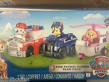 Paw Patrol Action Pack With Pup (Zuma, Chase, Rocky) Set