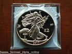 2017 WALKER ZOMBUCKS COPPER ROUND 1 AVDP OZ .999 FINE Z2 WALKING LIBERTY EAGLE
