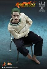 Hot Toys 1/6 MMS373 - Suicide Squad - THE JOKER (ARKHAM ASYLUM VERSION) IN STOCK