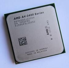 AMD A4-3400 Series (AD3400OJZ22HX) Dual-core 2.7GHz Socket FM1 CPU + GPU