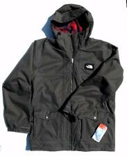 NEW The North Face Tight Ship FreeRide Jacket - Snowboard C365T9E Grey Faux Wool