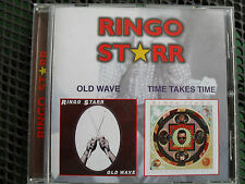 CD - Ringo Starr - Old Wave & Time Takes Time