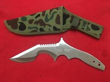 Stainless Steel Jungle Knife