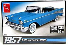 1957 Chevy Bel Air AMT 638 1/25 New Classic Car Model Kit