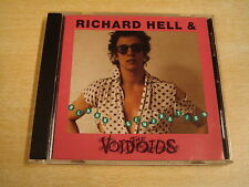 CD / RICHARD HELL & THE VOIDOIDS - BLANK GENERATION