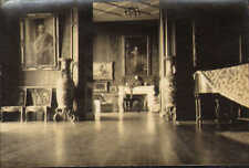 1924 photo of kinfauns castle ( music & drawing room )