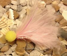 4 Candy booby Mini Lures Trout Flies Size 10