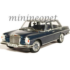 NOREV 183534 1968 68 MERCEDES BENZ 280 SE 1/18 DIECAST MODEL DARK BLUE METALLIC
