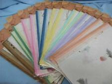 Bulk Buy 16 x Pack A4 Craft paper, assorted colours design Rough texture ST1726