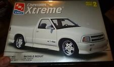 AMT ERTL CHEVY XTREME S-10 PICKUP TRUCK 1/25 Model Car Mountain KIT FS