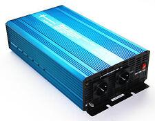 Spannungswandler 12V 3000 6000 Watt reiner SINUS Inverter Wechselrichter
