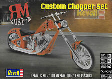 Revell RM Kustom Custom Chopper Set in 1/12 85-7324 ST JE