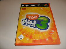 PlayStation 2  PS 2  Eye Toy Play 3