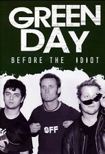Green Day: Before the Idiot (2012, DVD NEUF)