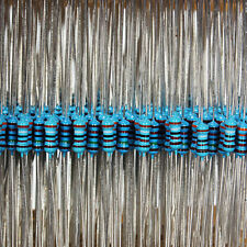 300Pcs 30 Values 1/4W Metal Film Resistors Resistance Assortment Kit Set 1%