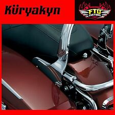 Kuryakyn Quick Release Side Plates for Transformer Backrest '94-08' Touring 1636