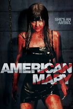 AMERICAN MARY poster KATHARINE ISABELLE poster (c)  : 11 x 17 inches HORROR