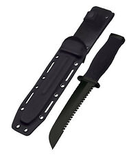 Coast Fixed Raptor Tactical Field Knife Fixed Blade w/ Kydex Sheath CUS100CP