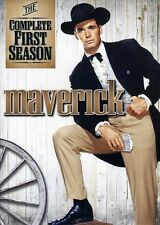 Maverick: The Complete First Season [7 Discs] (2012, REGION 1 DVD New)