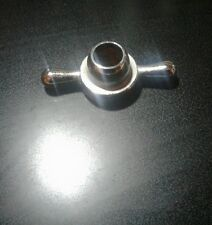 VINTAGE ROGERS DRUMS cast swivomatic collet nose TO HANDLE THREADED