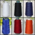 Heavy Duty 100% polyester sewing thread 20s/3 For Jeans Canvas