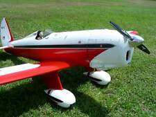 "Giant 1/3 Scale RYAN STA  SPECIAL scratch build R/c Plane Plans & Instr 120""WS"