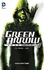 GREEN ARROW: YEAR ONE TPB Andy Diggle DC Comics Collects #1-6 TP