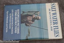 Salt Water Flies: Popular Patterns and How to Tie Them (Hardcover)