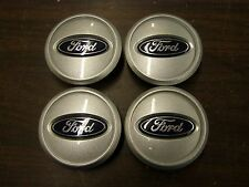 OEM Ford 2005 2014 Mustang Wheel Center Caps Set 2006 2007 2008 2009 2010 GT NOS