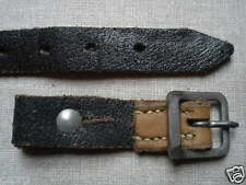 German WWII helmet chinstrap steel buckle RBNr II.