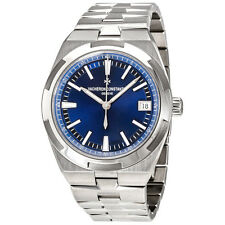 Vacheron Constantin Overseas Blue Dial Automatic Mens Watch 4500V/110A-B128