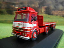 OXFORD ERF LV FLATBED ARTIC LORRY CARNATION MILK 1/76 76LV002 BRAND NEW