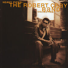 ROBERT CRAY BAND - HEAVY PICKS : THE COLLECTION CD ~ GREATEST HITS BEST OF *NEW*