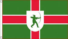 NOTTINGHAMSHIRE FLAG 5' x 3' Notts Nottingham County