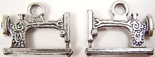 Tibetian Silver Lead Free Pewter Charms/Sewing Machine 20x15mm 22-24Pcs ~792~