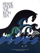 Keane Under The Iron Sea Learn to Play Pop PIANO Guitar PVG Music Book