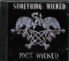 NEW Something Wicked CD - Hard Rock Metal Music Independent Release Audio Sample