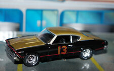 LIMITED 1969 69 CHEVY CHEVELLE SS RACE STOCK CAR 1/64 SCALE diecast greenlight