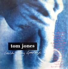 "7"" 1991 KULT VG+++ ! TOM JONES : Couldn´t Say Goodbye"
