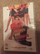 No Sex For 40 Days And 40 Nights DVD Excellent Condition