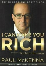 I Can Make You Rich by Paul McKenna  NEW