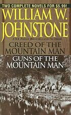Creed - Guns of the Mountain Man by William W. Johnstone (2006, Paperback)