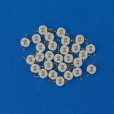 50PCS 3W Blue LED chip lamp