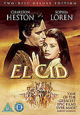 EL CID TWO DISC Deluxe Edition New & Sealed