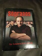 The Sopranos - The Complete First Season (DVD, 2000, 4-Disc Set, DVD Collection)