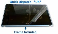 New Acer Aspire V5-571P-6698 Touch Screen Digitizer with LCD Display Panel Frame