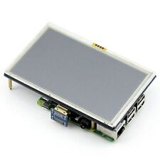 "5"" LCD HDMI Touch Screen Display TFT LCD Panel Module 800*480 for Raspberry PI"