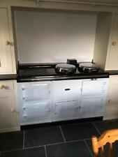 "Fully Reconditioned Rare 4 Oven Aga Cooker with ""One Piece Top"" Gas Oil or 13amp"