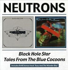 Neutrons-BLACK HOLE Star/Valle from the Blue Cocoons CD NUOVO