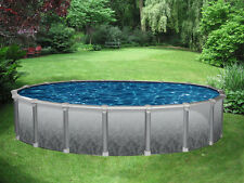 "15' x 52"" Above Ground Pool Package   Limited Lifetime Warranty   Horizon"
